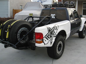 Ford Ranger Bolt On Bed Cage First bedcage build RangerForums The